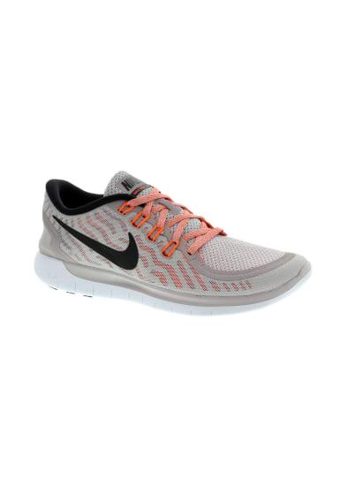 Nike Free 5.0 - Laufschuhe für Damen - Grau