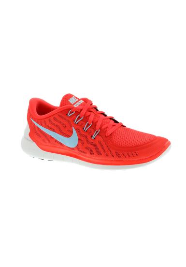 Nike Free 5.0 - Laufschuhe für Damen - Weiß