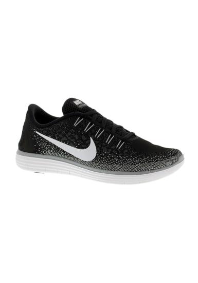 buy popular 7e6ce 3b8cf Nike Free Run Distance - Chaussures running pour Femme - Noir