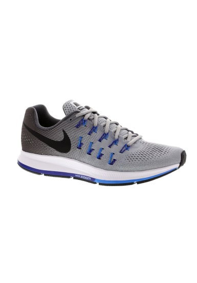free shipping adc4a b8f14 Nike Air Zoom Pegasus 33 N - Running shoes for Men - Grey