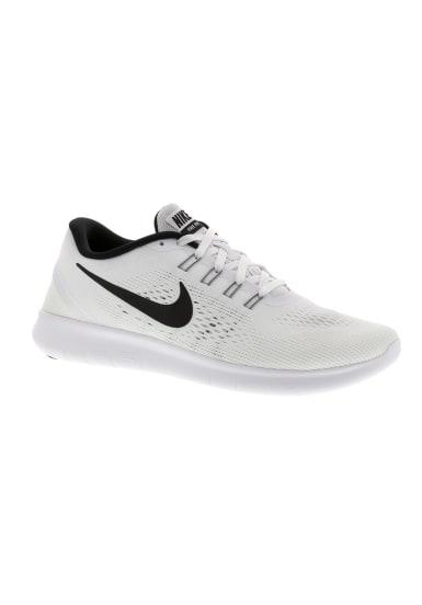 Nike Free Run - Laufschuhe für Damen - Weiß