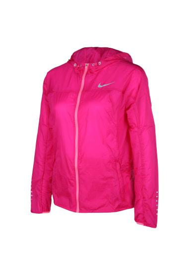 Nike Impossibly Light Running Jacket-Hooded - Laufjacken für Damen - Pink