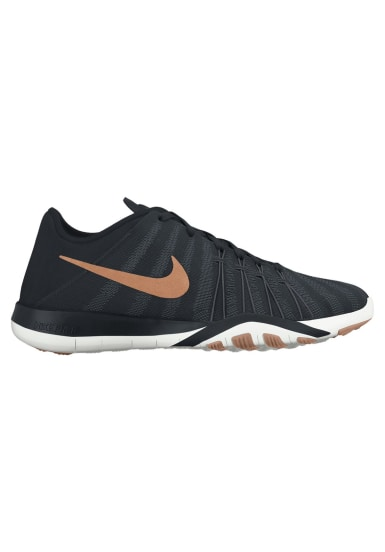 Nike Free Trainer 6 - Chaussures fitness pour Femme - Noir  207db24478e