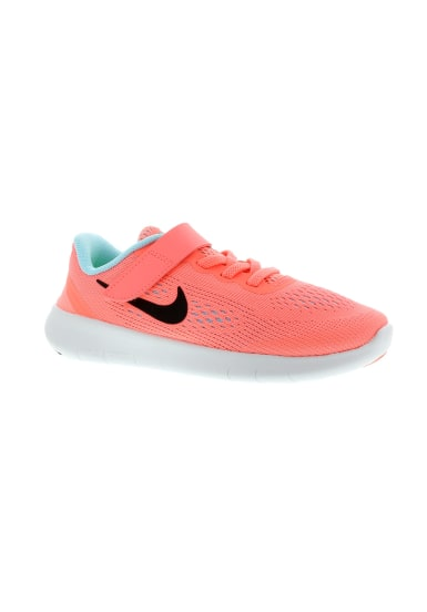 Nike Free RN PSV Girls - Running shoes - Pink