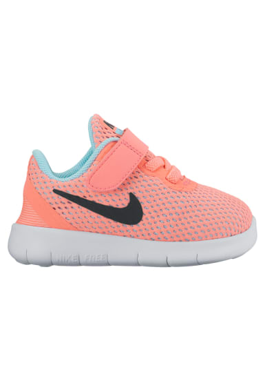 Nike Free RN TDV Girls - Running shoes - Grey