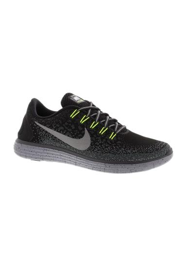 design de qualité 916e9 6b8a5 Nike Free Run Distance Shield - Chaussures running pour Homme - Noir