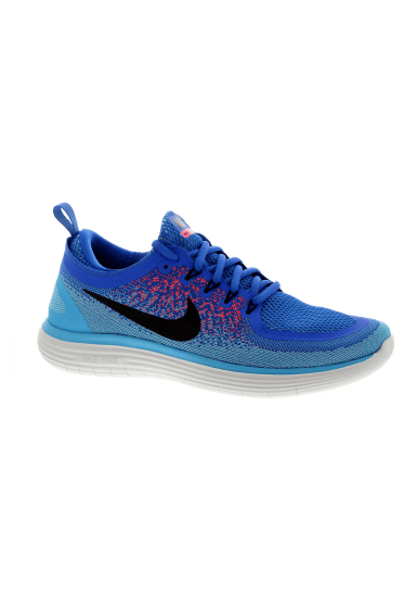 best service 48198 1ddb1 Nike Free RN Distance 2 - Running shoes for Men - Blue