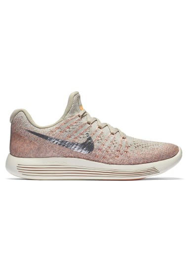 the latest a44a4 5ef95 Nike LunarEpic Low Flyknit 2 - Chaussures running pour Femme - Gris ...