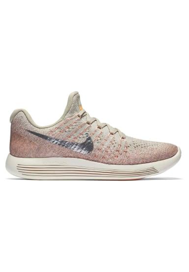 Nike LunarEpic Low Flyknit 2 - Laufschuhe für Damen - Grau