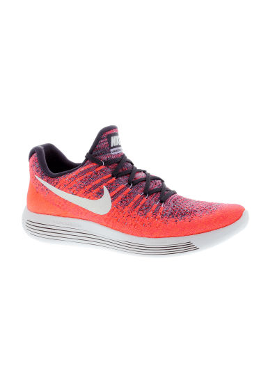 206d780ca216 Nike Lunarepic Low Flyknit 2 - Chaussures running pour Femme - Rose ...