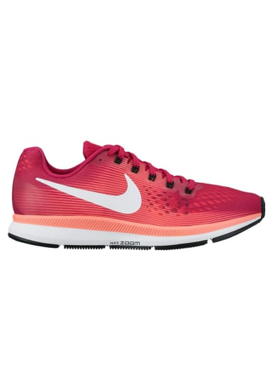 sélection premium cffbe 3b8f3 Nike Air Zoom Pegasus 34 - Chaussures running pour Femme - Rouge