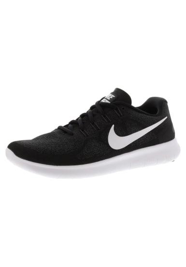 Nike Free RN 2017 - Laufschuhe für Damen - Schwarz