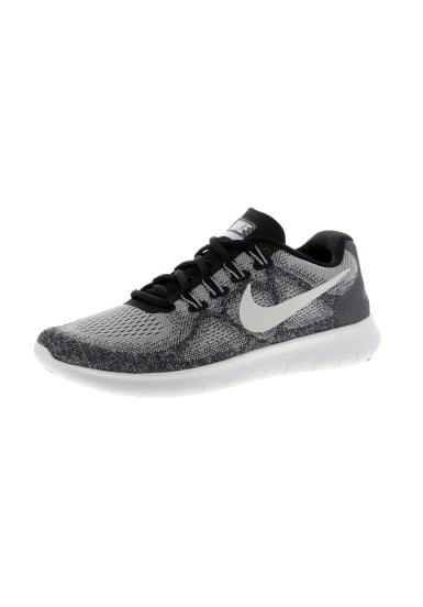 Nike Free RN 2017 Chaussures running pour Femme Gris