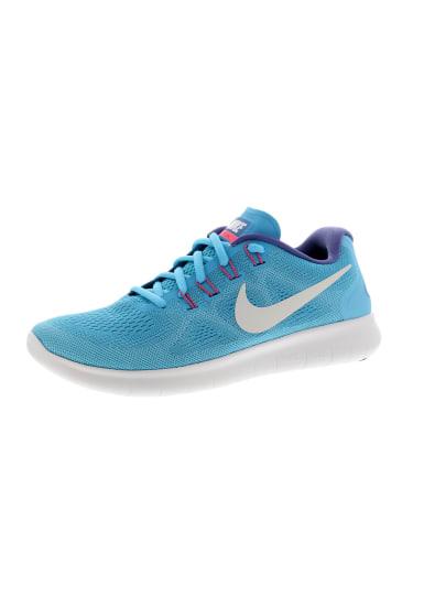 4b489584b2f2 Nike Free RN 2017 - Chaussures running pour Femme - Bleu