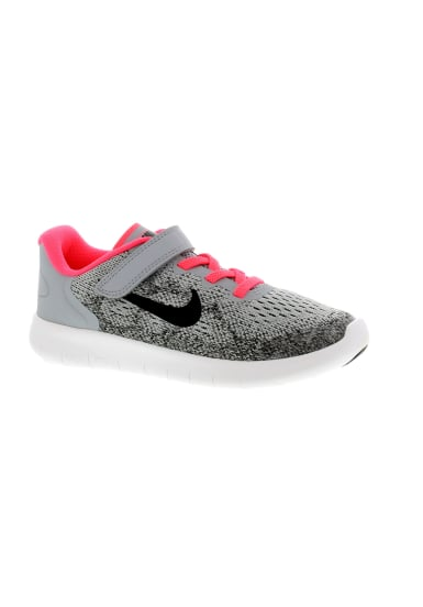 new products 1c866 19154 Nike Girls Free RN 2 PSV - Chaussures running pour Filles - Gris
