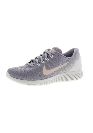 low priced fb1af 9f3ca Nike LunarGlide 9 - Chaussures running pour Femme - Gris
