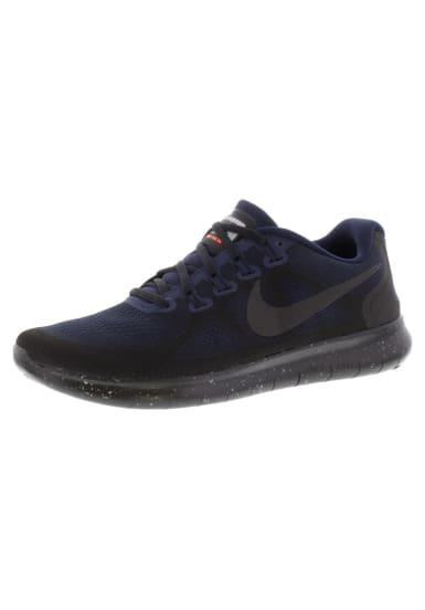 ec64ebda512f Nike Free RN 2017 Shield - Chaussures running pour Homme - Noir