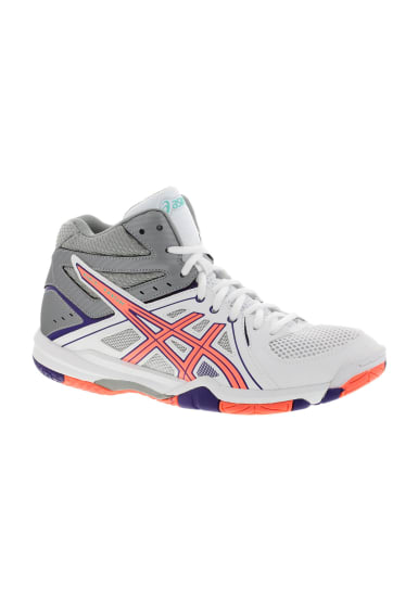 ASICS GEL-Task MT - Volleyball shoes for Women - White  ad2371fb4e