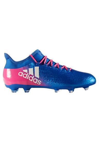 adidas X 16.2 FG - Botas de futbol para Hombre - Azul  603d68d36077d