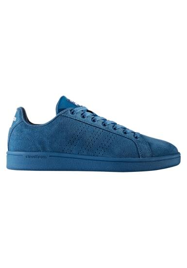 adidas neo Cloudfoam Advantage Clean - Sneaker for Women - Blue  eba5682f1d35