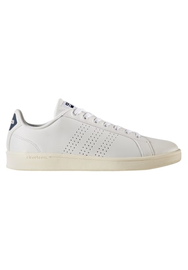 la moitié 728d1 cdb18 adidas neo Cloudfoam Advantage Clean - Baskets pour Homme - Blanc