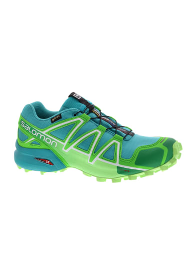Salomon - Speedcross 4 W Blue - Trailschuhe - Größe: 4 UK