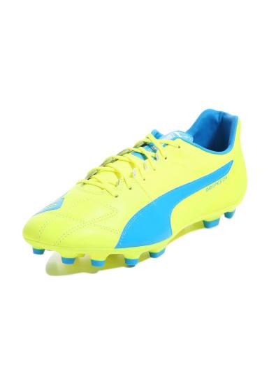 4ffd828ace497a Puma evoSPEED 3.4 LTH FG - Football Shoes for Men - Yellow