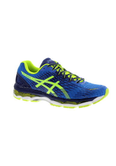 8a82775bc54 ASICS GEL-Nimbus 17 - Running shoes for Men - Blue   21RUN