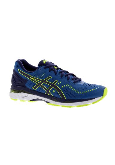 nouveau style 5fe54 c5715 ASICS GEL-Kayano 23 - Chaussures running pour Homme - Bleu