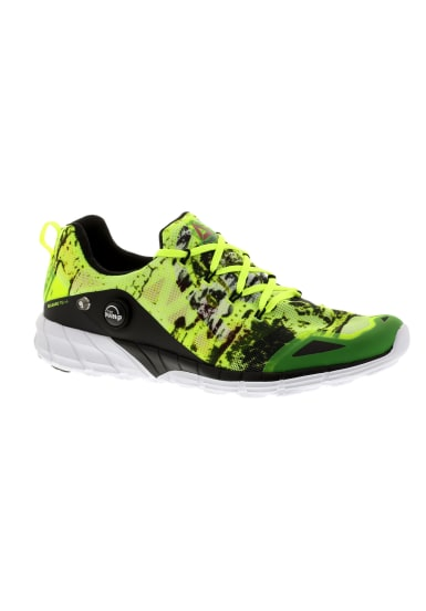 reebok zpump. Reebok ZPump Fusion 2.0 Dunes - Running Shoes For Men Yellow Zpump