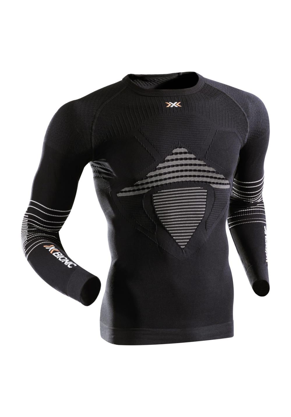 X-Bionic Energizer Evo Shirt Long Sleeve - Funktionsunterwäsche für Herren - S