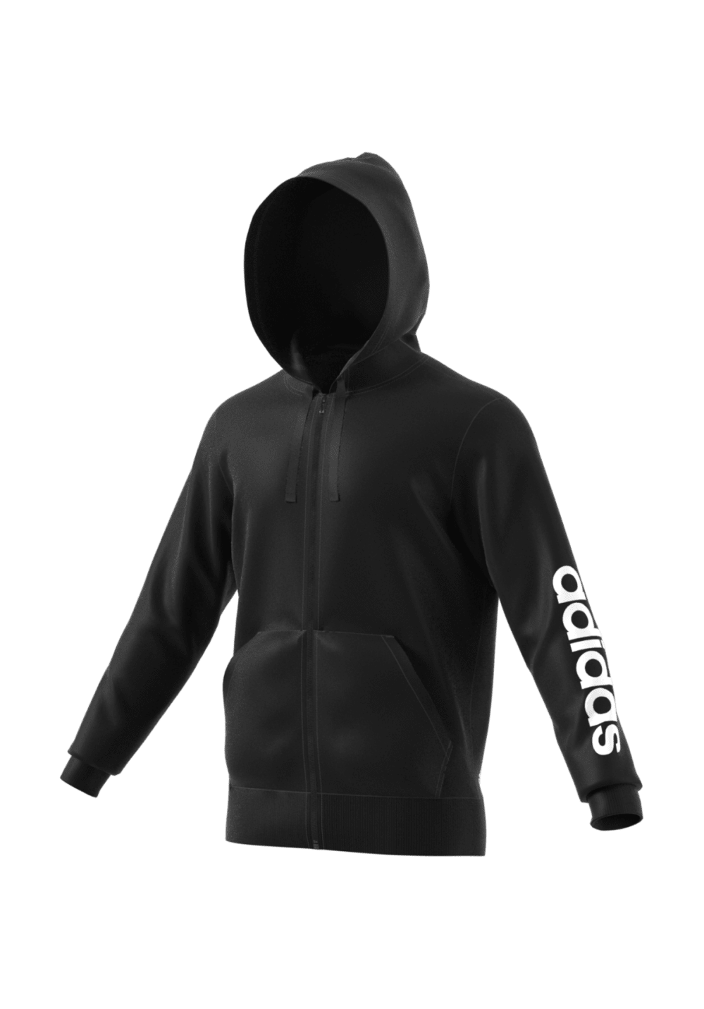Essentials Pulls Hood FZBqxBw4 Linear Full Adidas Pour Homme Zip Sweats Y86nq