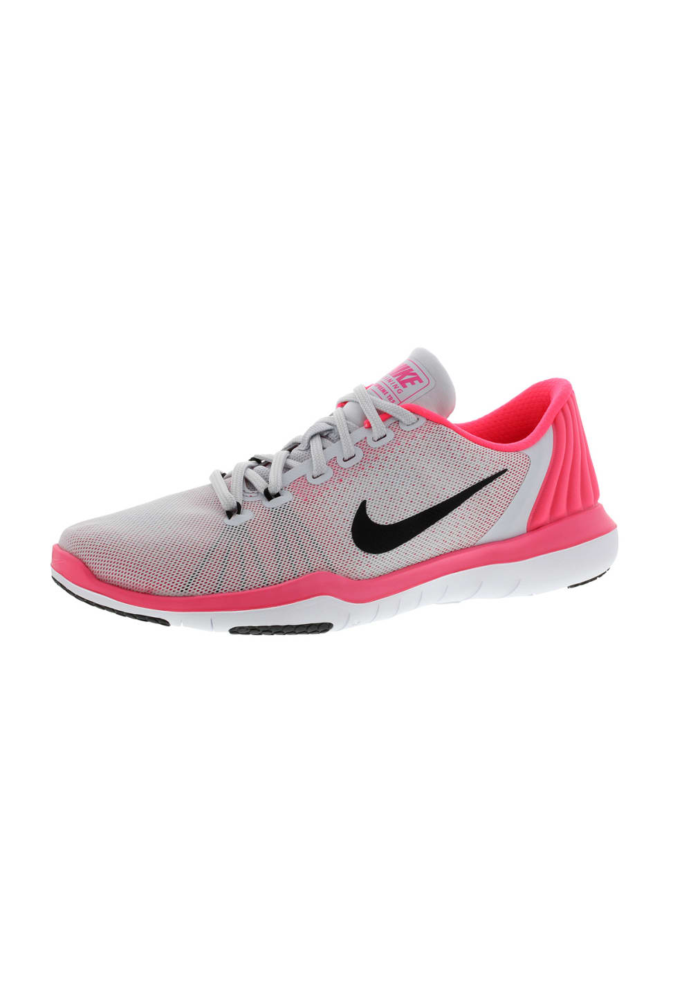 5 Nike Supreme Flex Fitness Blanc Tr Chaussures Pour Femme 9WYDH2EI