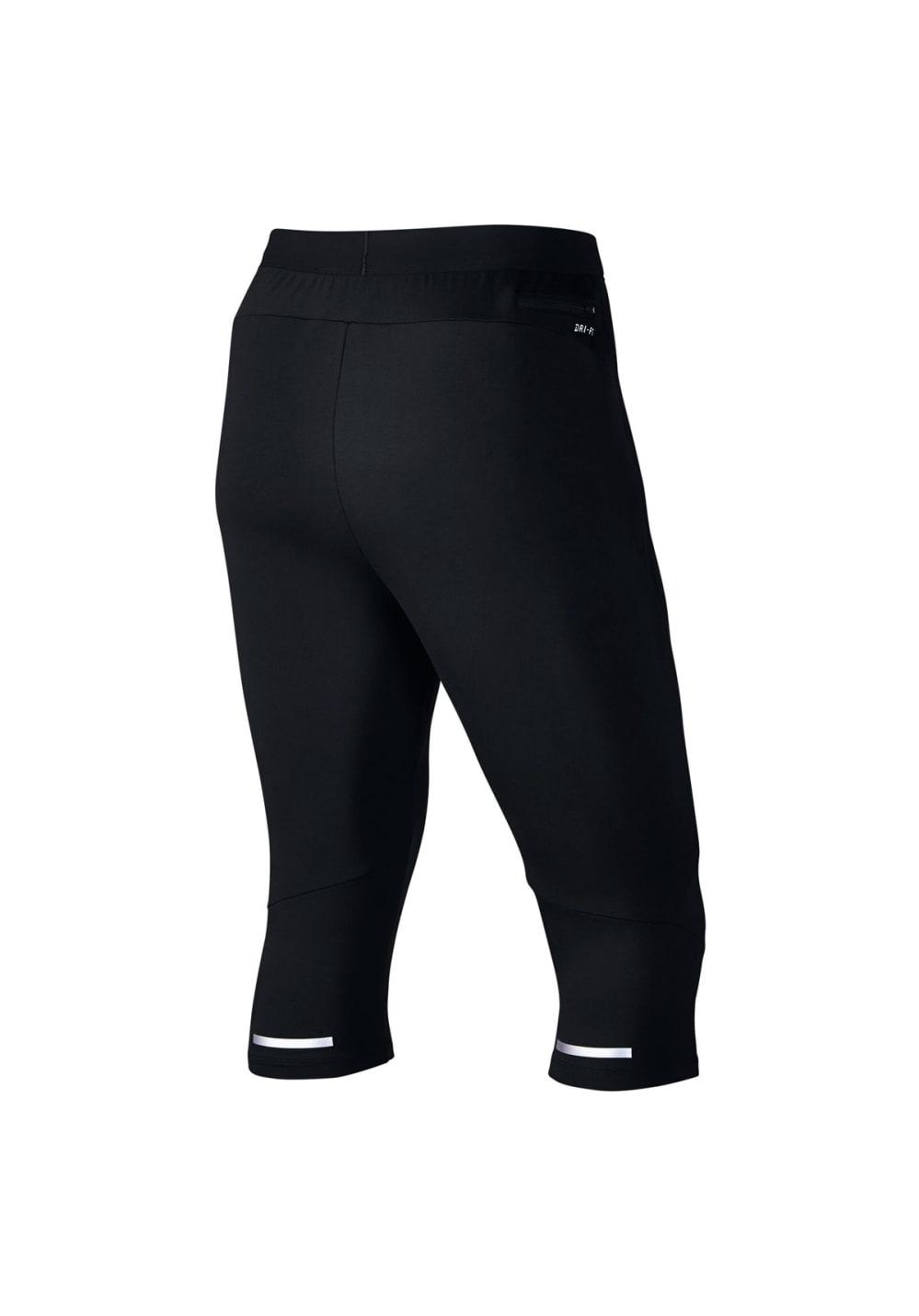 Nike Dry Phenom Running Pants - Laufhosen für Herren - Schwarz, Gr. XL