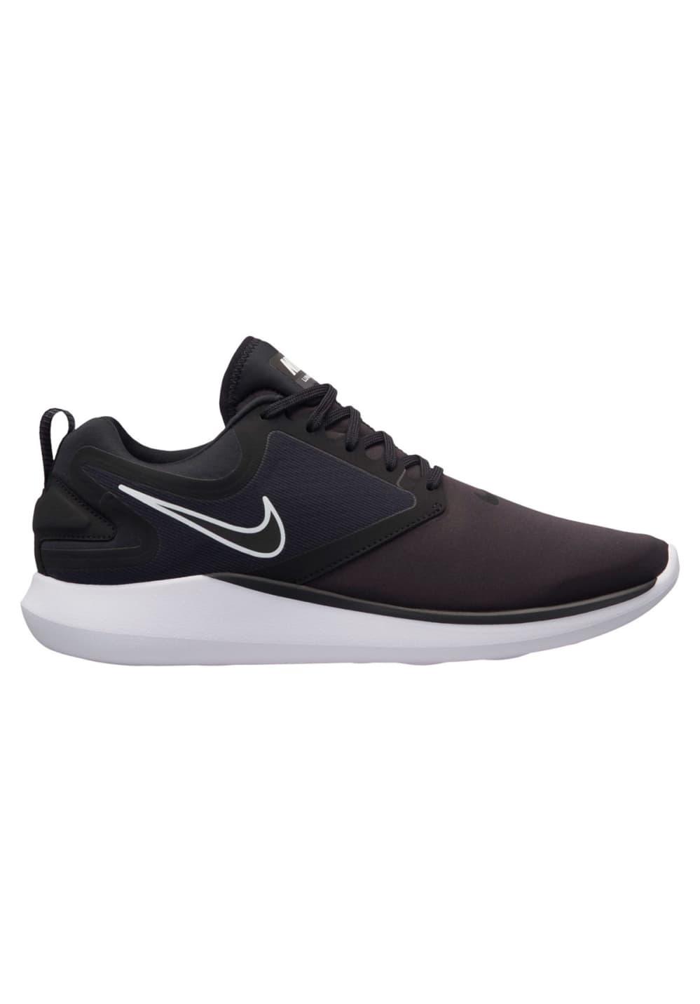 Nike Running Chaussures Noir Lunarsolo Homme Pour PXukiZ