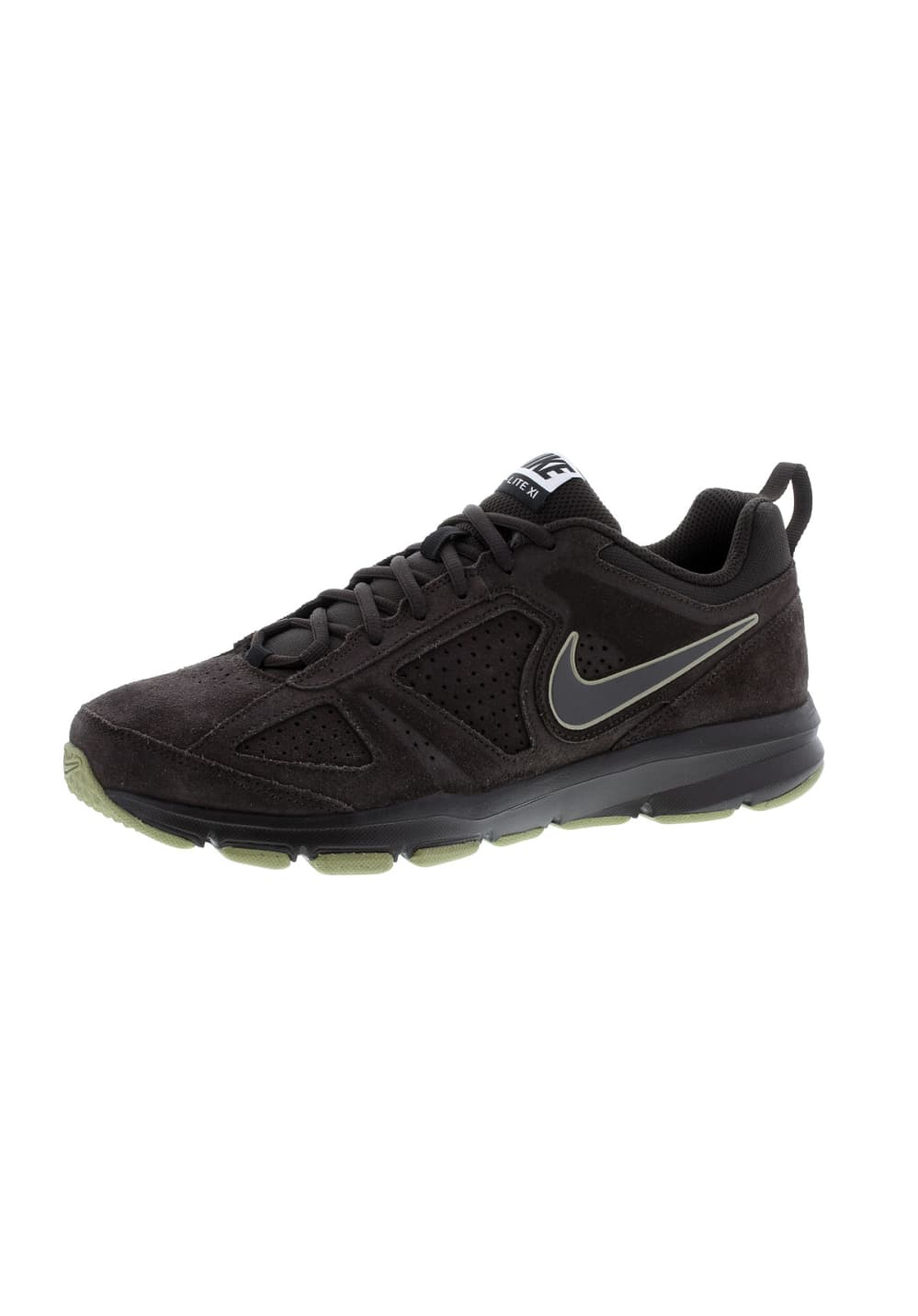 T Marron21run Xi Nike Lite Fitness Pour Chaussures Nubuck Homme D2E9HeYIW