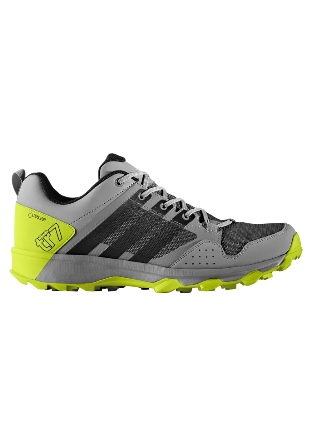 Men 7 Shoes Kanadia Adidas For Trail Gtx Running Grey ARjL534