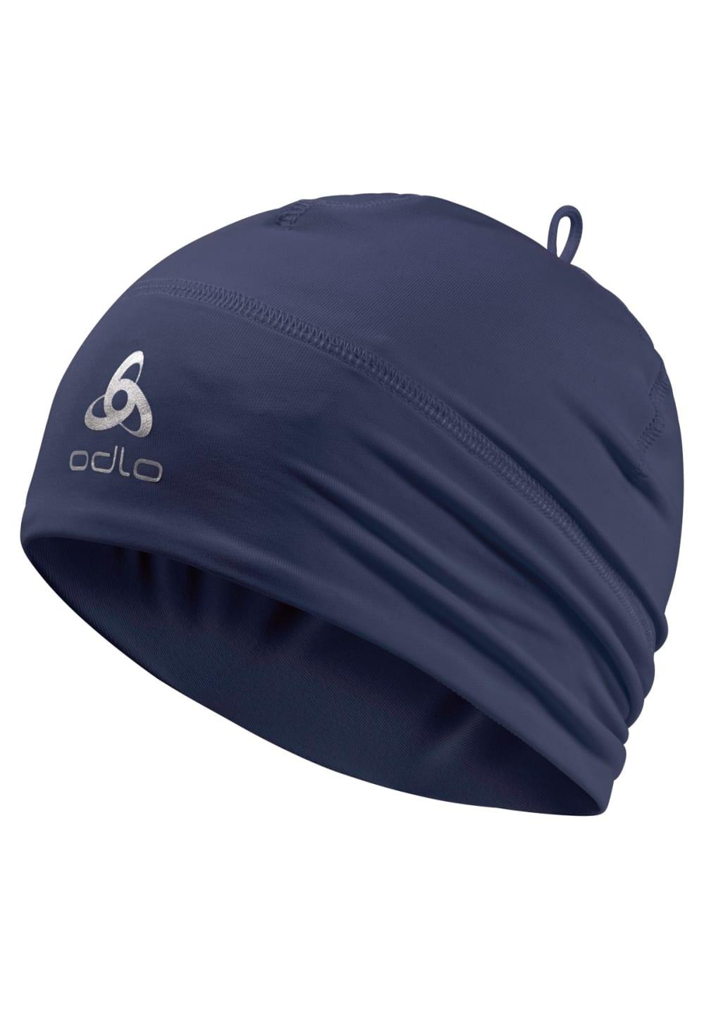 Odlo Hat Polyknit Kopfbedeckung - Blau