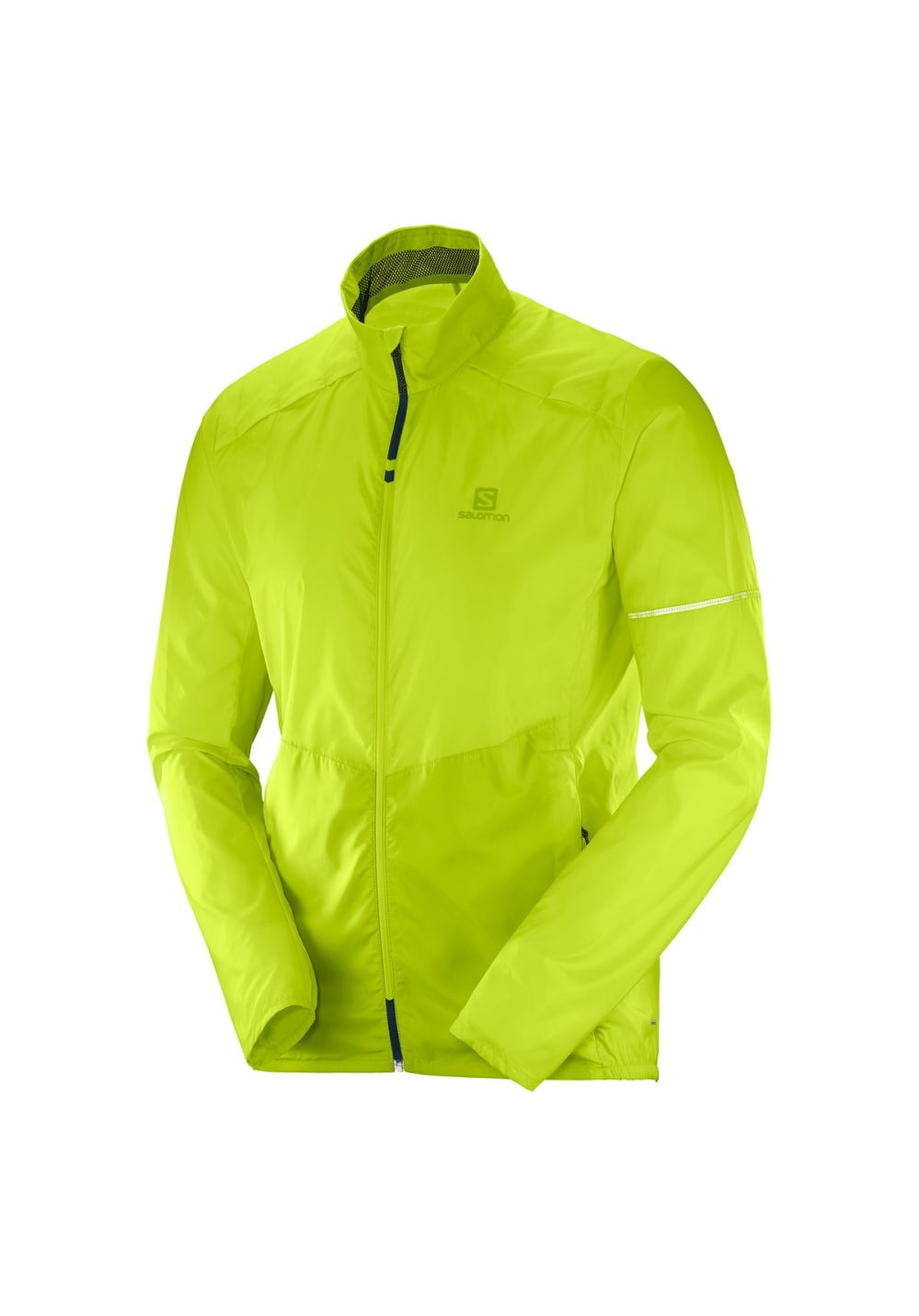 Salomon Agileind Jacket - Laufjacken für Herren - Grün, Gr. S