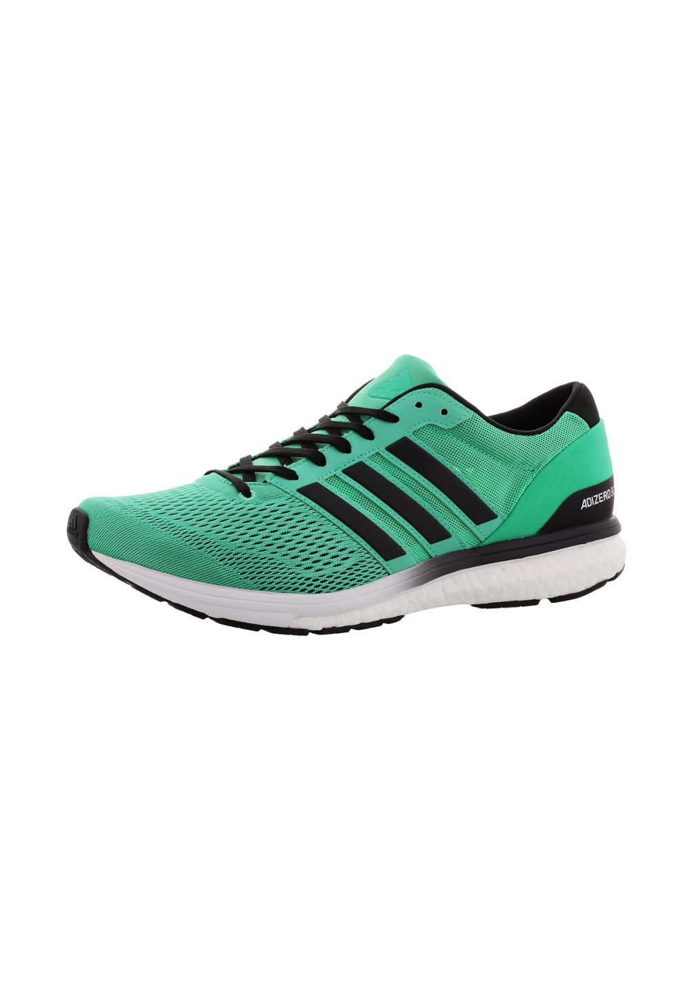 Adidas Running Chaussures Homme Vert Adizero 6 Pour Boston byY76fg