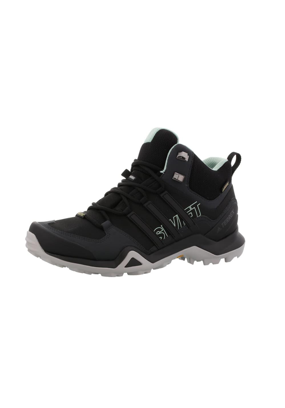 Swift Adidas Randonnée Pour Chaussures Gtx Mid R2 Terrex Noir Femme ygIbfY67vm