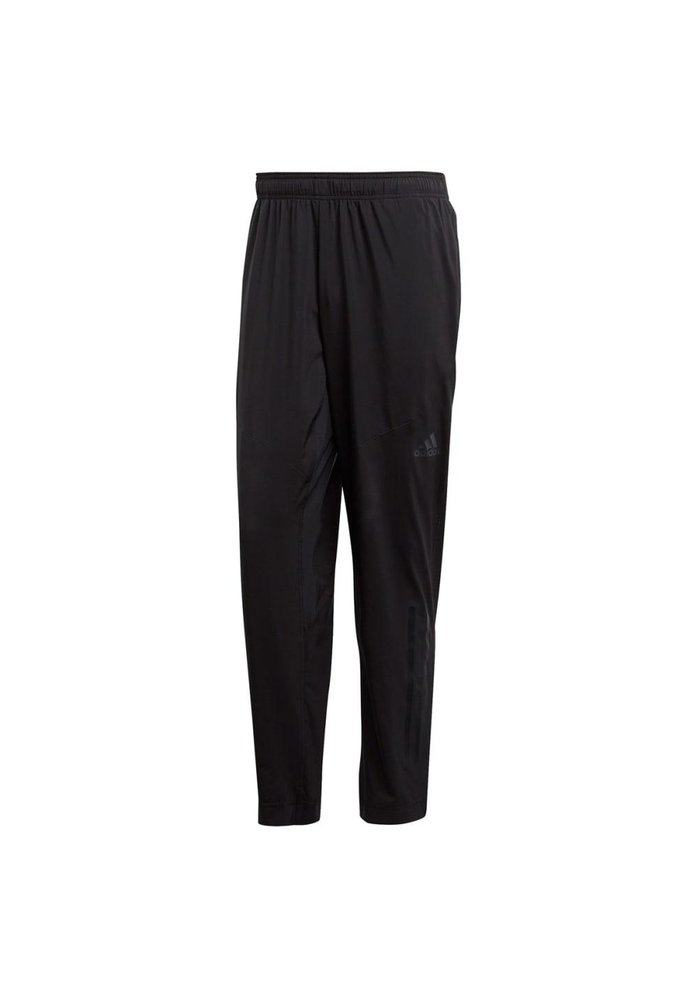 adidas Workout Pant Climacool Woven - Fitnesshosen für Herren - Schwarz