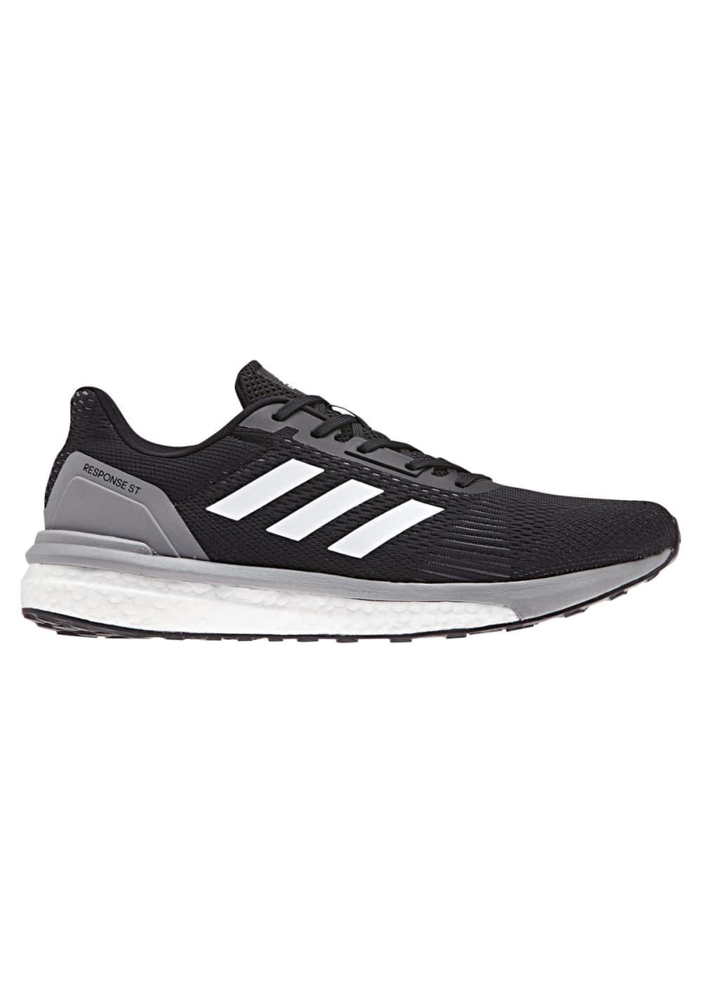 Adidas Running Response Homme Chaussures Pour St Noir 54Lj3AR