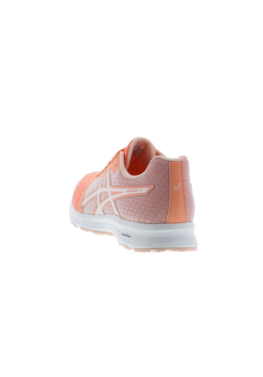 Chaussures 9 Pour 21run Asics Orange Femme Patriot Running ESBZO4q