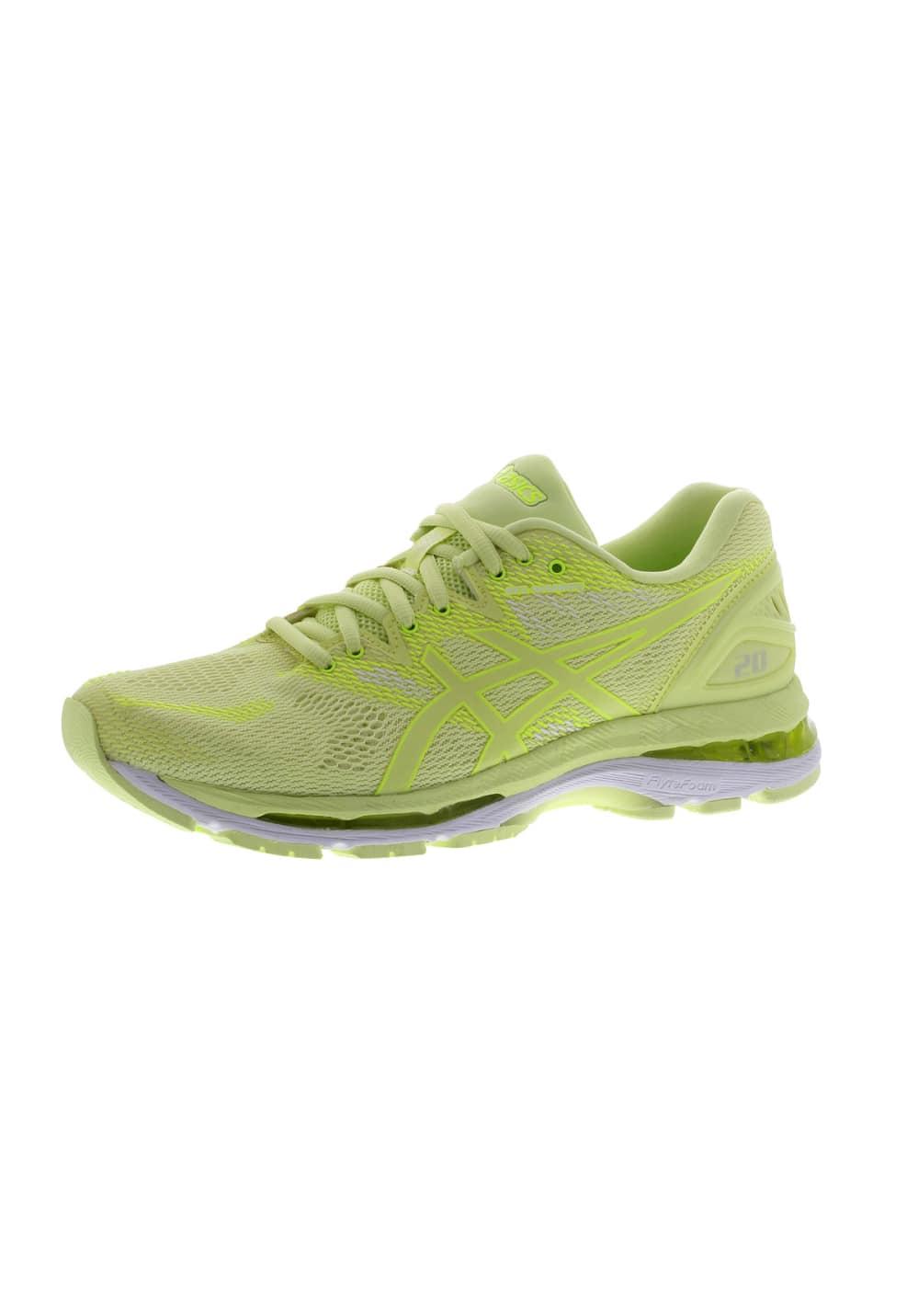 b9c7830836b50b Asics Chaussures Nimbus Gel Running Femme Pour 21run 20 Beige nrnBPxR7