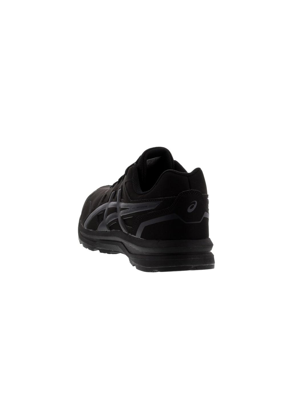 Mission Gel Asics Chaussures Running Pour Noir 3 Homme deCxBo
