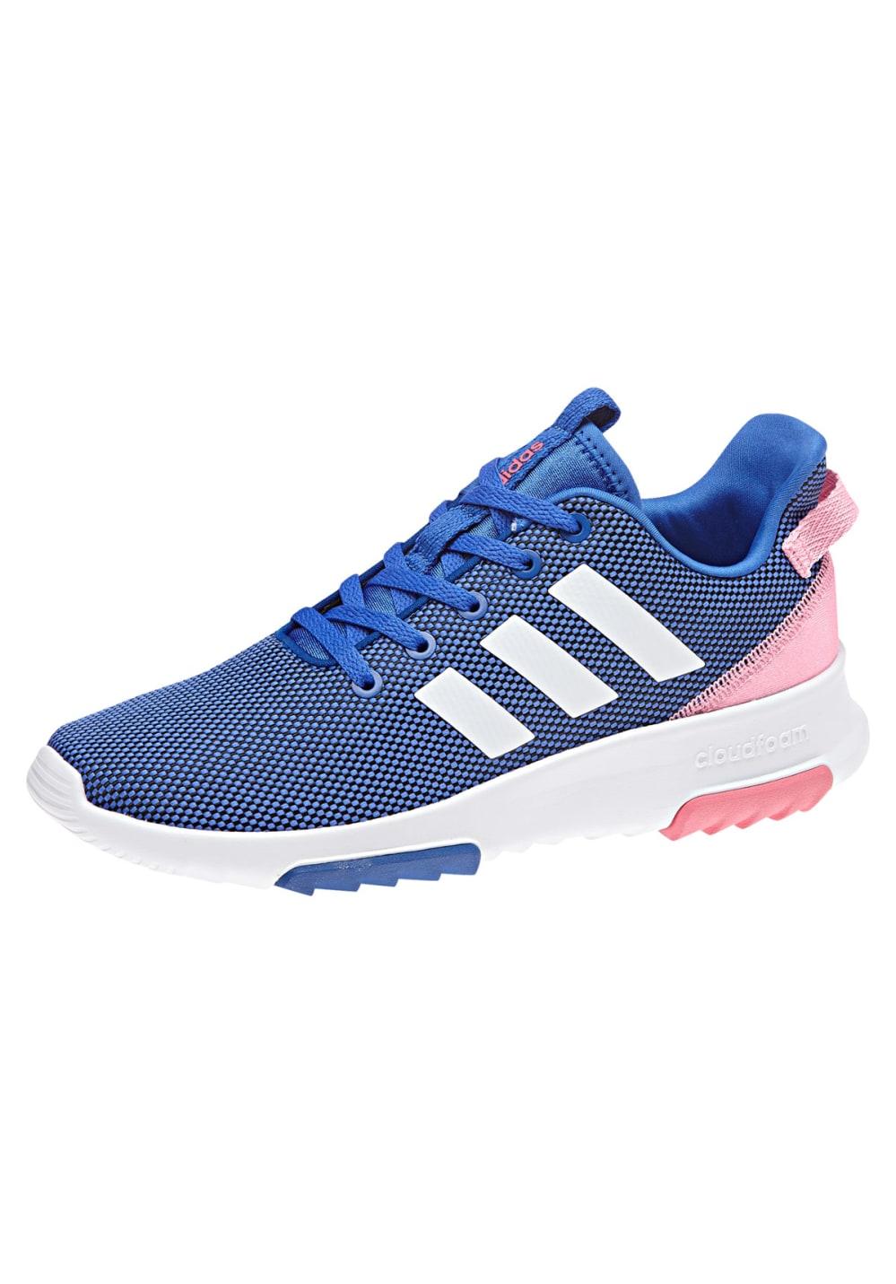 Cf Racer Tr Neo K Adidas Chaussures Running Bleu sQhrdtC