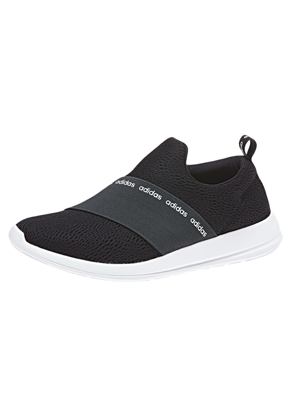 Neo Adidas Noir Femme Pour Refine Chaussures Cf Running Adapt 8v0mNwn