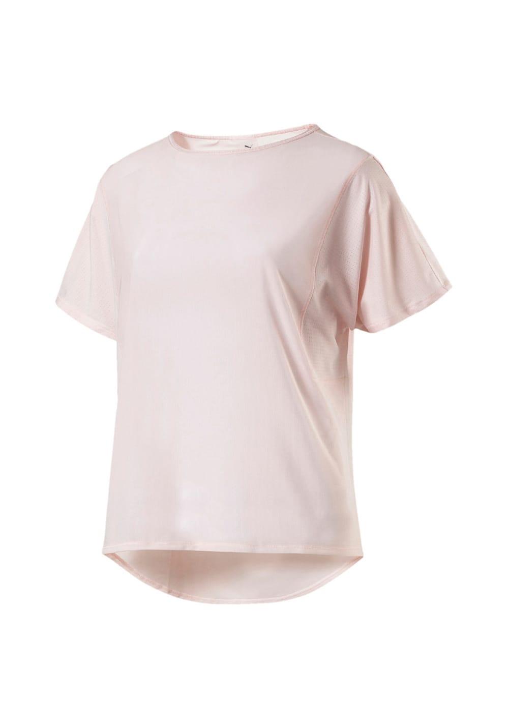 Puma Explosive Top - Laufshirts für Damen - Pink, Gr. M
