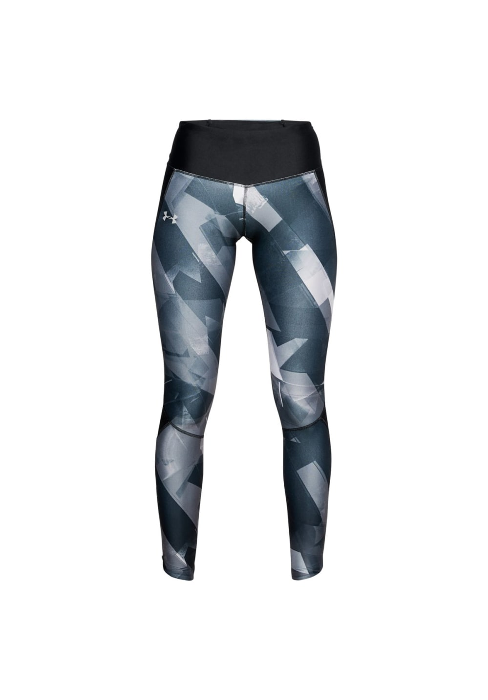 Under Armour Armour Fly Fast Printed Tight - Laufhosen für Damen - Grau, Gr. XS